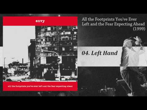 Envy - All The Footprints You've Ever Left And The Fear Expecting Ahead(2001) [Full Album]