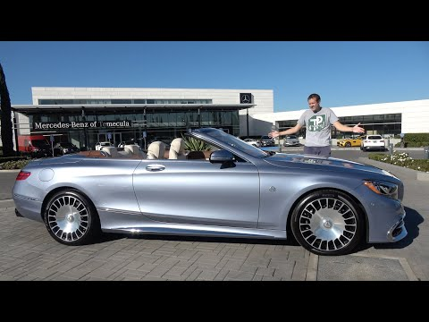 The Mercedes-Maybach S650