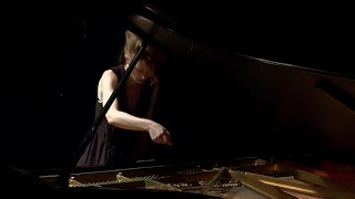 Shira Legmann performs Aeolian Harp, by Henry Cowell