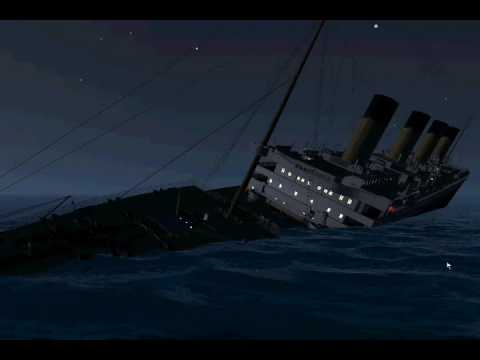 Virtual Sailor: Titanic Sinking 2 - YouTube