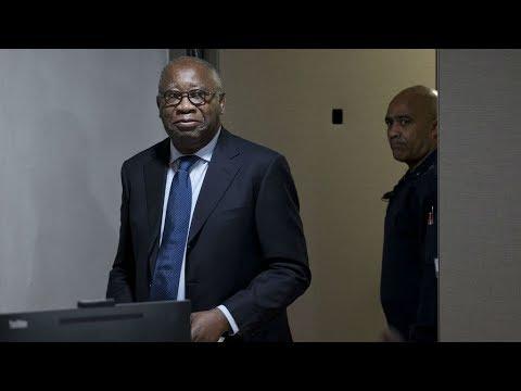 URGENT - Décision historique ! Laurent Gbagbo et Charles Blé Goudé acquittés par la CPI