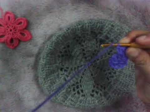 Wool hat guide. Hướng dẫn móc mũ len.