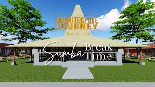 "ARCHITECTURE JOURNEY - Waibakul.City Creative Space ""SUMBA BREAK TIME""."