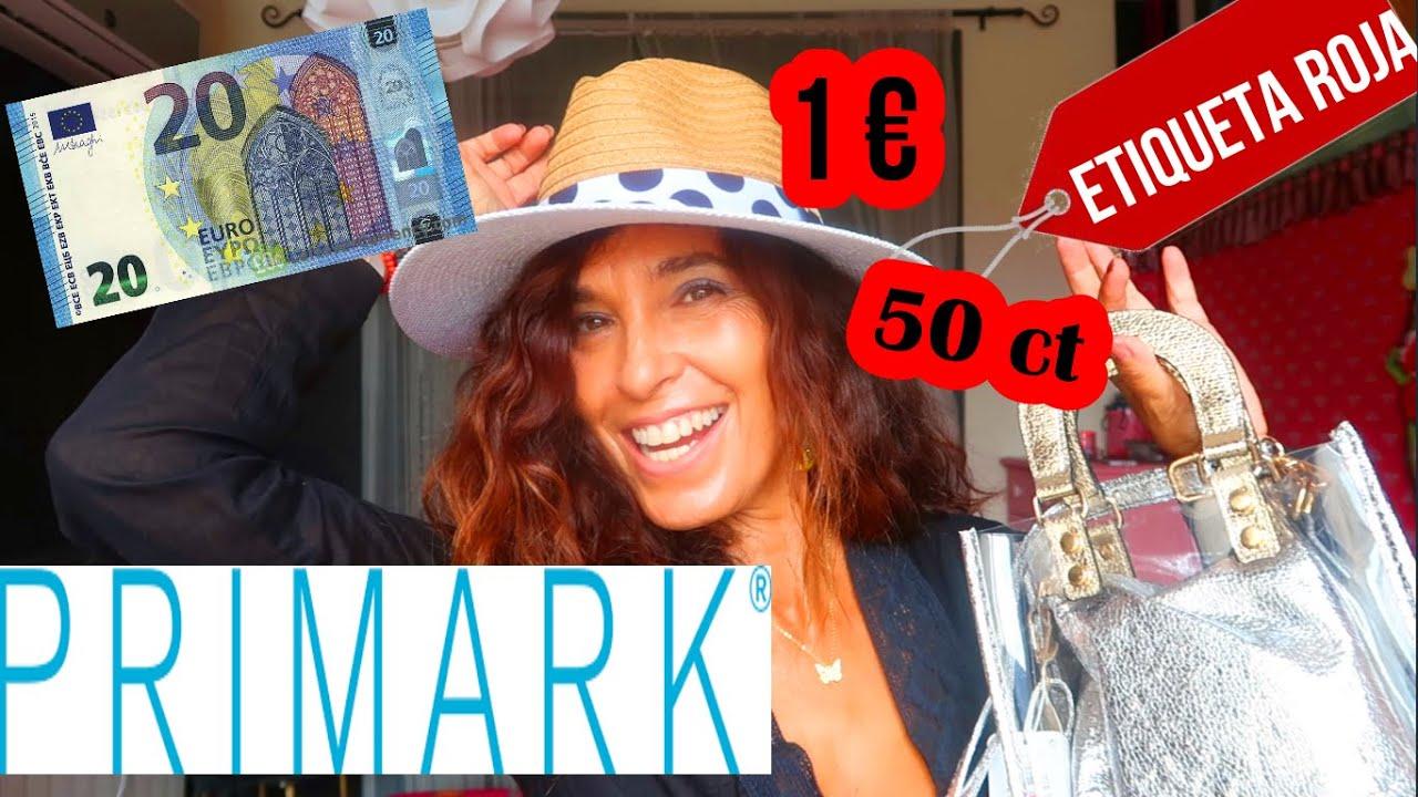 QUÉ COMPRE EN PRIMARK CON 20 €???