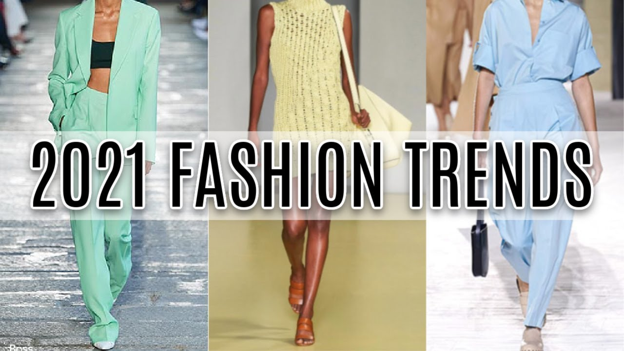 8 FASHION TRENDS FOR 8 RUNWAY & STREET STYLE LOOKS FOR WOMEN