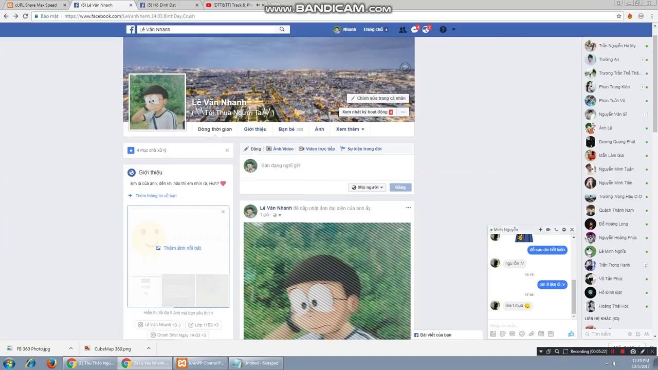 Hướng dẫn làm ảnh bìa 360 độ trên máy tính cho facebook cá nhân của bạn