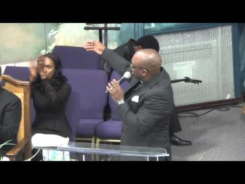 Brampton Triumphant Church of God - Communion Sunday - Praise & Worship - Sunday October 5, 2014