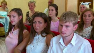Керчь: встреча медалистов с руководством города(, 2016-06-27T12:59:13.000Z)