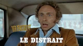 Trailer - Der Zerstreute / Le Distrait (1970)