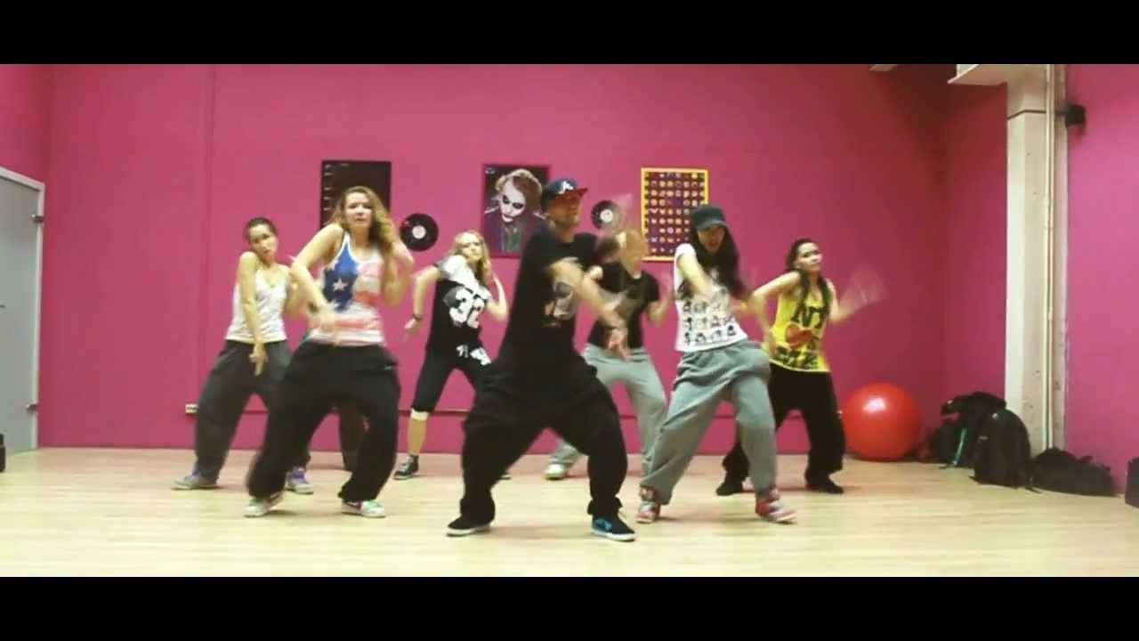 Pasha Trutnev choreography (song: Mavado - Gyal Wine) oct 2011