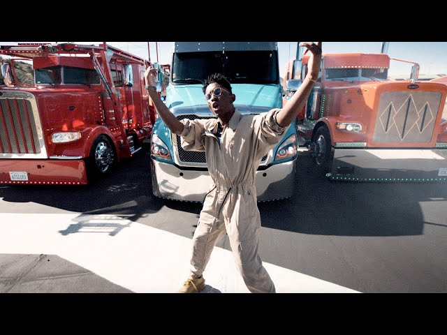 BRELAND - My Truck (Music Video)