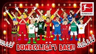 Bundesliga's Back | Boy Band Song - Powered By 442oons