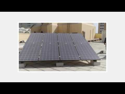 Solar Energy Project in dubai land department