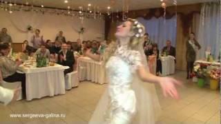 Первый танец. Павловы Анатолий и Анастасия.