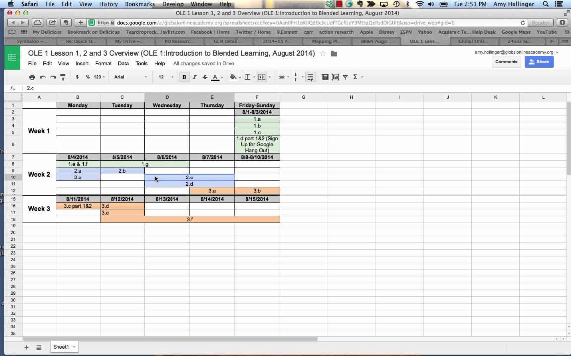 how to make a gantt chart using a google spreadsheet