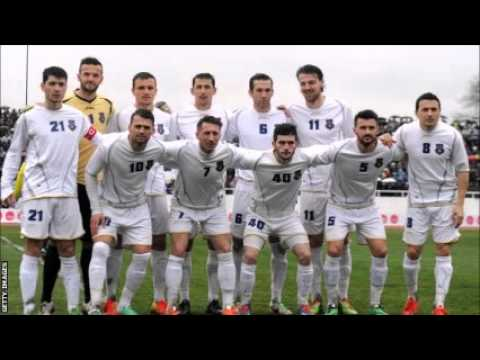 Kosovo elected to Uefa and can apply to join Fifa