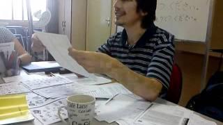 aula de conversao de nihongo com o erico sensei