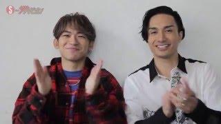 今月は、EXILE、三代目 J Soul Brothersとして活躍するNAOTOが登場 この...