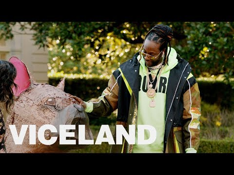 2 Chainz Busts Open a $1k Piñata | MOST EXPENSIVEST