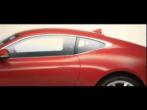 Jaguar F Type Coupe: OMG what a car!