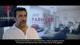 Farnese Pneumatici trusts in SAP Business One® & SEP Hybrid Backup (Lang_EN)