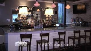 """Parlor Bar & Kitchen, a """"Discover Rhode Island"""" business segment"""