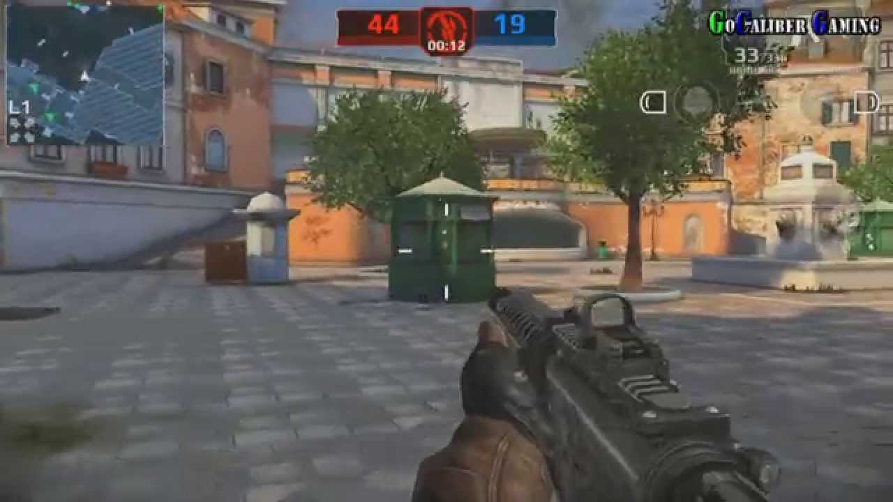 Modern Combat 5 Blackout Android Multiplayer Gameplay Team