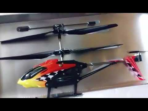 Syma S5 Thunderbolt Sky Thunder Rc Helicopter Unboxing Review Youtube