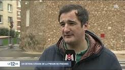 Un détenu s'évade de la prison de Fresnes