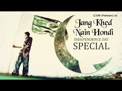 Best Patriotic Songs | Jang Khed Nain Hondi | Pakistan Independence Day Special