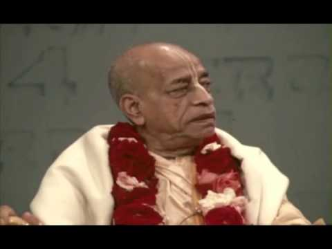 Interview with Srila Prabhupada