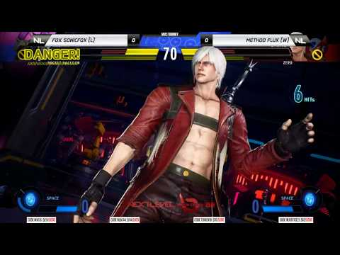 NLBC v.88 - Marvel vs Capcom Infinite GRAND FINAL - FOX SonicFox vs Method Flux [1080p/60fps]
