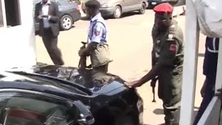 Police Show Of Shame And The Chaos At The House Of Reps.