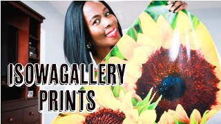 HOW I PACKAGE PRINTS 20x30 | ISOWA GALLERY