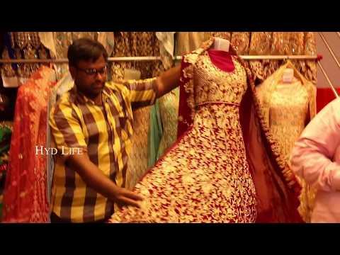 #charminarshopping-wedding-collection,-#hydlife-|-exclusive-fish-cut-shahrara-|-#hyderabadshopping