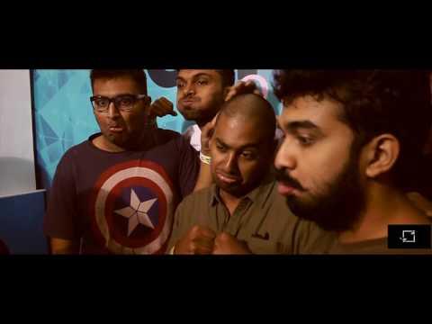 Giffy Booth l Comic Con l Mumbai 2015