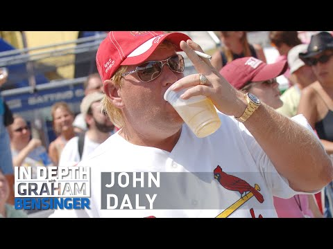 John Daly: I Played My Best Golf Drunk