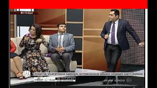 Обсуждали интернет троллинг по отношению обладательницы Золотого Пера Азербайджана Янины Мадатовы