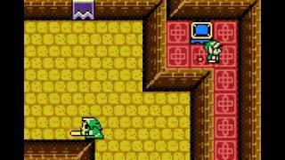 The Legend of Zelda:  Oracle of Seasons (Linked)