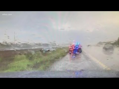 Don Action Jackson - SCARY VIDEO: SUV Plows Into First Responders On Highway