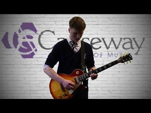 Jay McGowan (Guitar Student)