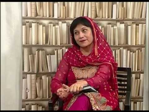 Shagufta Shafiq's interview in a live TV program 'Bazm-e-Sukhan' on Islam Channel UK!