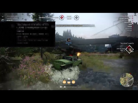 Crossout ps4 with bullet2thefoot