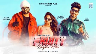 Fruity Lagdi Hai -Teaser | Ramji Gulati Ft. Mr Faisu & Jannat Zubair | United White Flag