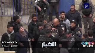 الاحتلال يجبر عائلة مقدسية على إخلاء منزلها وتسليمه للمستوطنين  - (17-2-2019)