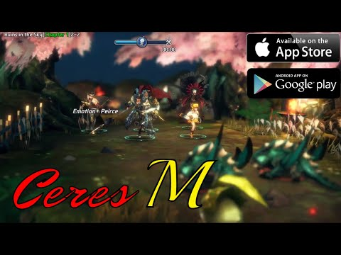 Ceres M Gameplay Global Version - APK/Android/IOS