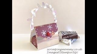Craft fair idea MINI handbag sweet treat #100things