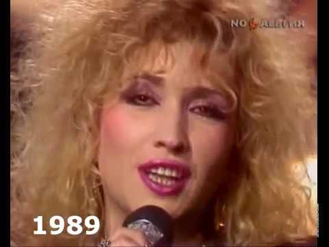 Ирина Аллегрова Песня года Выступления разных лет 1985-2018
