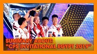 CFS INVITATIONAL EGYPT Summary