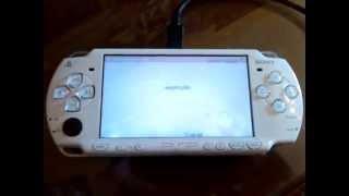 Cargar PSP mediante USB . Facil ,bien explicado. - almadgata